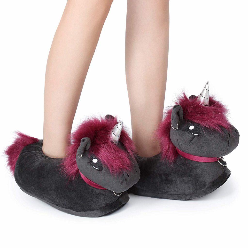 chaussons licorne corimori 1847 ruby